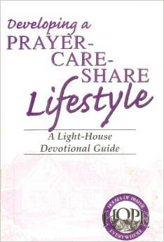 Developing a Prayer-Care-Share Lifestyle